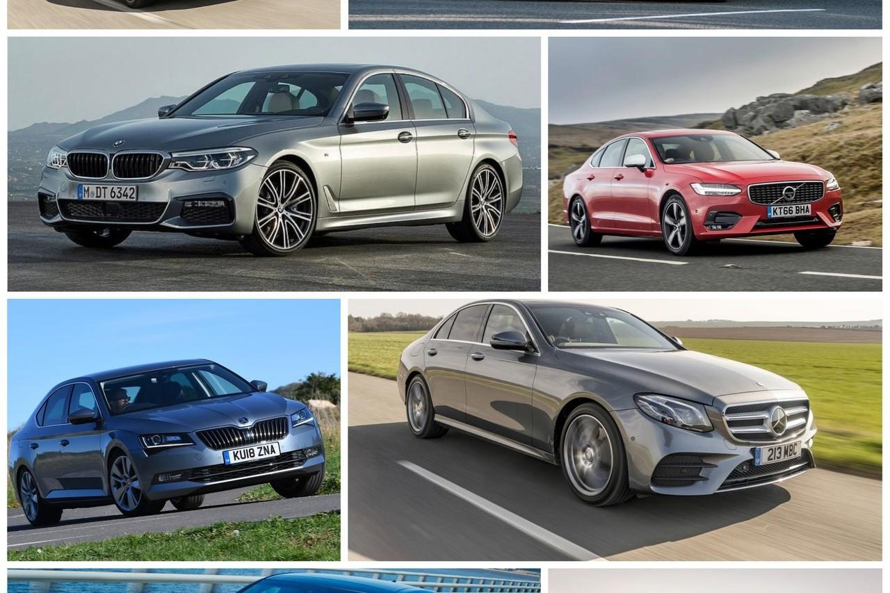 2019英國十大最佳中型房車 有你喜歡的車款嗎?