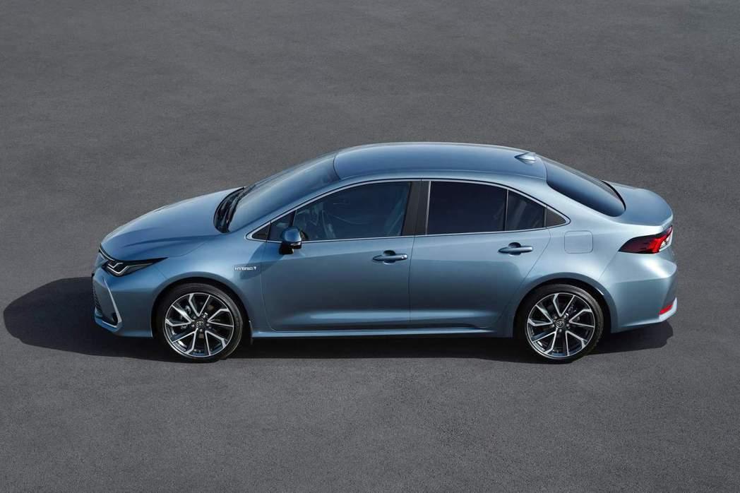 今年國產車能否止跌回升,就要看全新神車Toyota Corolla Altis是...
