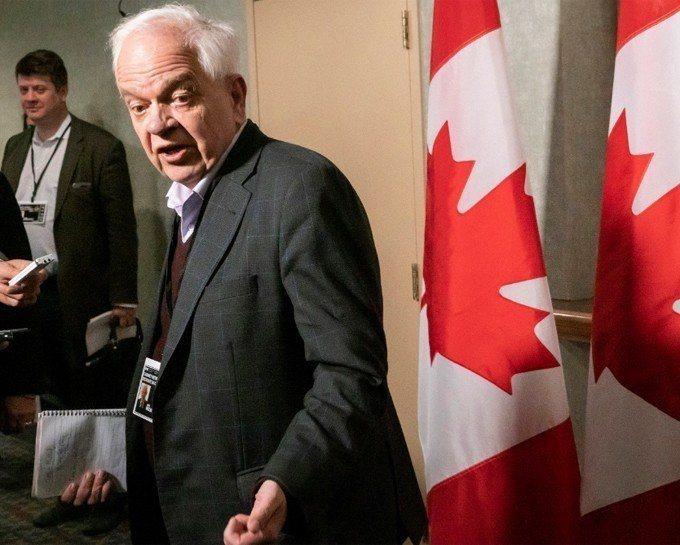 加拿大前駐中國大使麥家廉警告中國,更多的貿易爭端恐將幫助加拿大對中國較不友好的政...