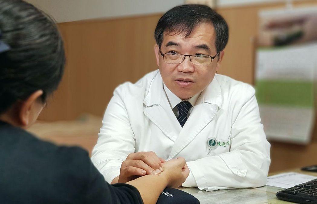 台北慈濟醫院中醫部主任陳建霖認為,冬天只要將身體六部位做好適當保暖,感冒就不會隨...