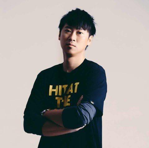 鼓手吳迪。圖/摘自臉書