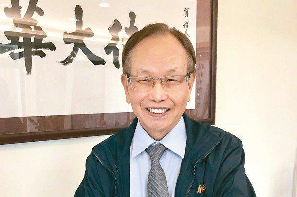 程泰集團董事長楊德華 記者宋健生/攝影