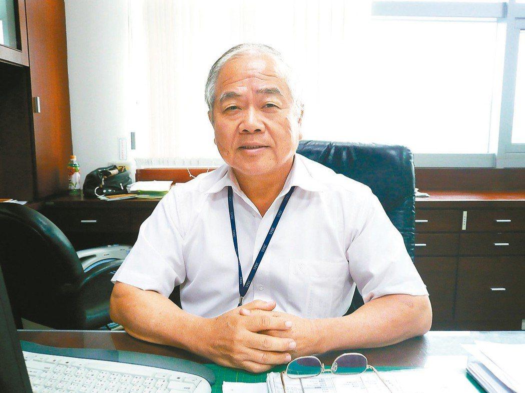 全新董事長陳懋常 (本報系資料庫)