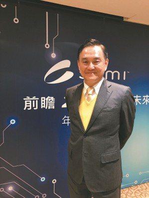 鈺創董事長盧超群表示,異質整合將讓摩爾定律再獲延伸,並帶領半導體產業大爆發,但台...