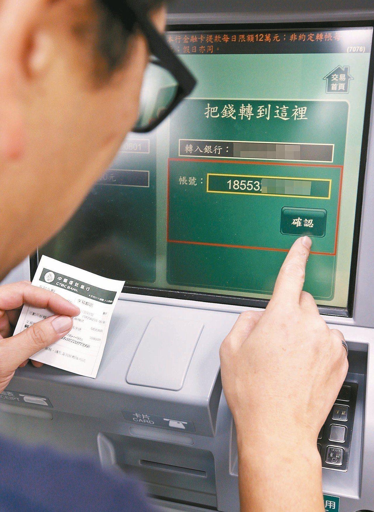避免長假期間,民眾有資金需求,中央銀行緊鑼密鼓籌備資金調度事宜。 聯合報系資料照