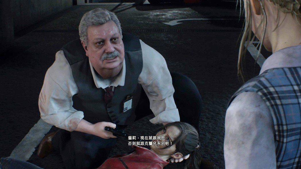 初代的警察局長戲份不過只有兩三幕,很難感受到這個人到底是個怎樣的角色,而這回他可...