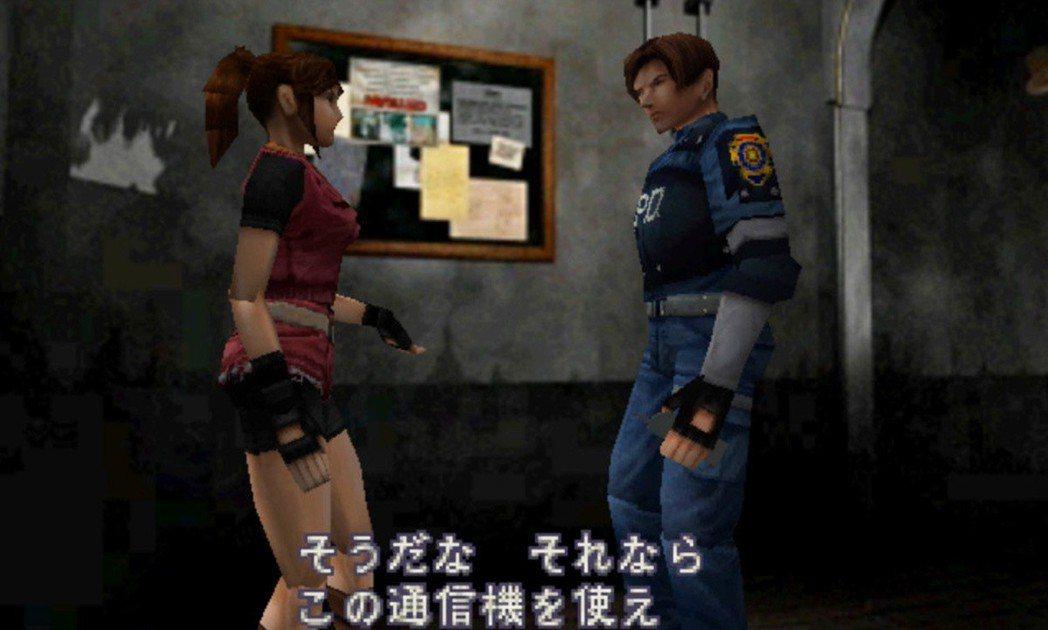 初代版本裡面,有里昂給克蕾兒無線電的劇情,遊戲中兩人也很常通話,但重製版兩人接觸...