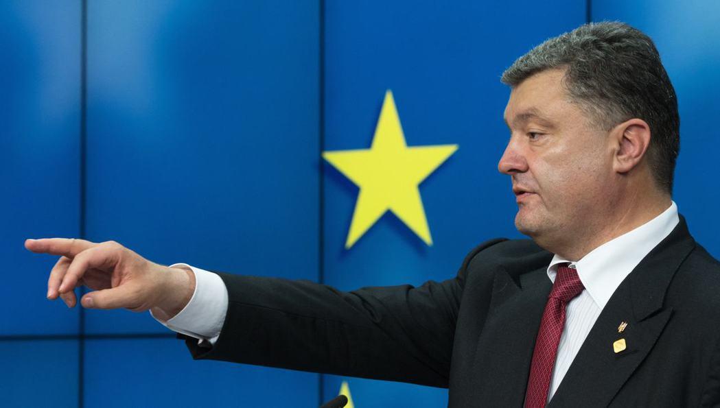「什麼時候才要讓烏克蘭加入歐盟、北約?(設計對白)」烏克蘭「脫俄入歐」之路在波羅...