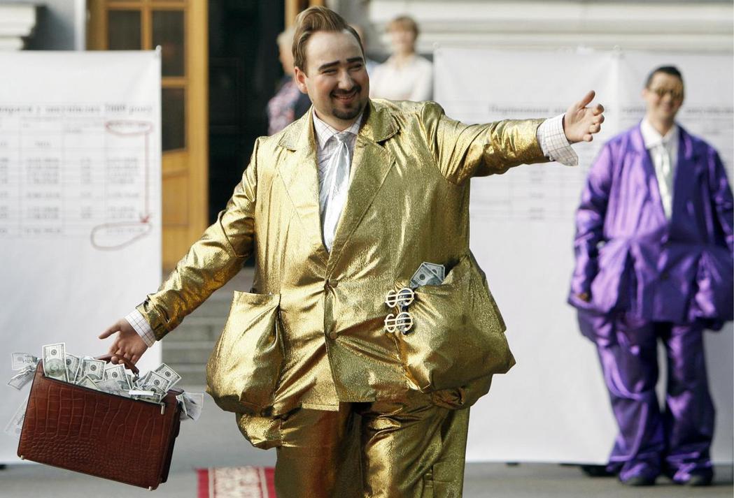 根據國際透明組織(TI)所發布的2017貪汙指數調查,烏克蘭在全球180個受測地...