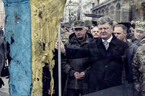 2013年年底開始,在「烏克蘭危機」、「克里米亞危機」...等一連串的全國動盪之...