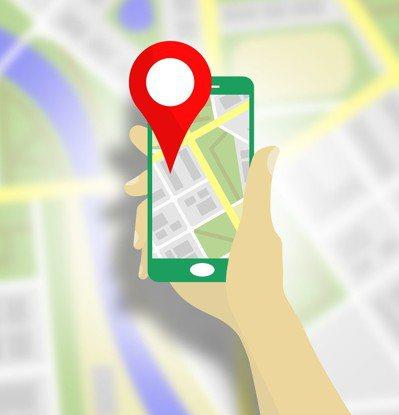 你的「所在位置」訊息本身背後的市場,遠比你想像的還要大。圖/pixabay