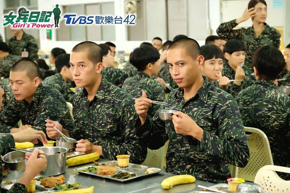 圖片來源/女兵日記女力報到粉專