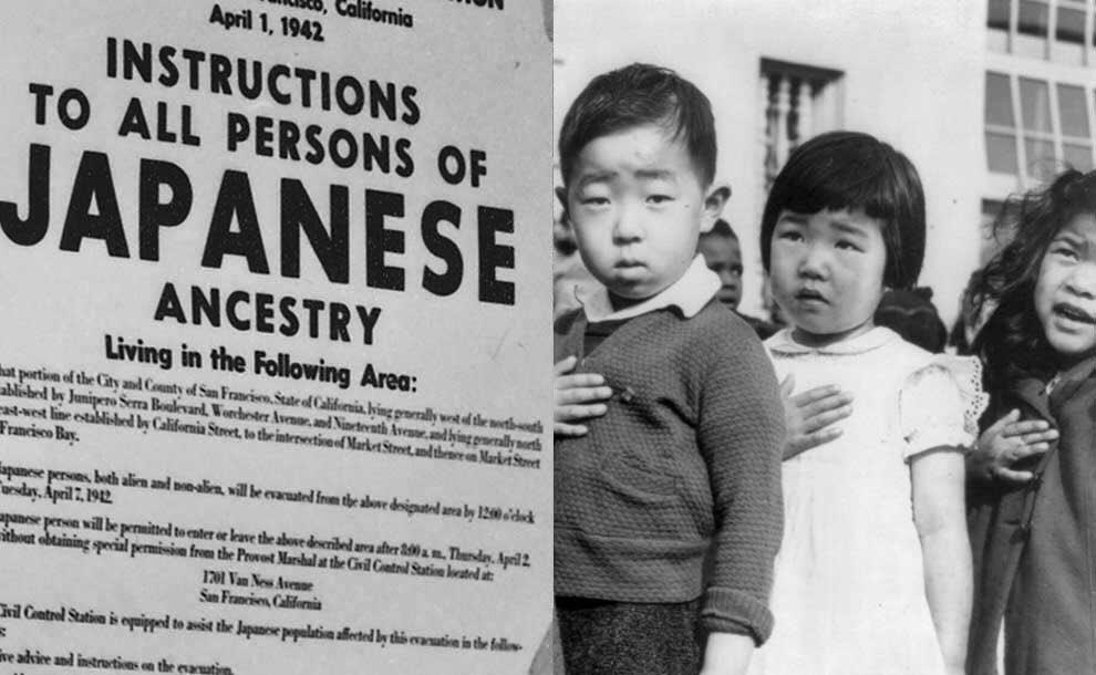 「日本佬終究是日本佬。」圖為曼沙那的日裔拘留營。 圖/維基共享