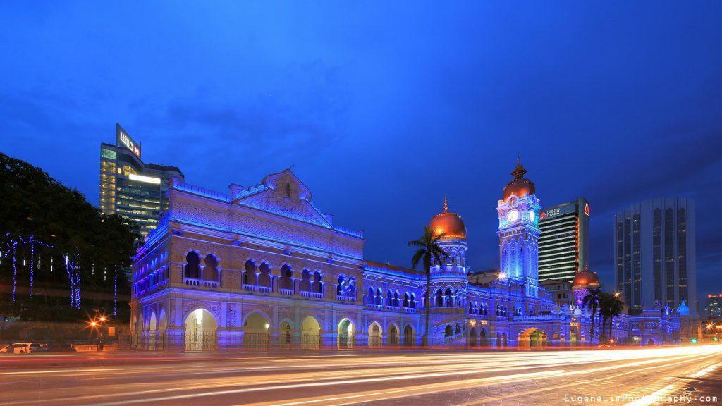 ▲馬來西亞旅遊景點推薦-獨立廣場區。(圖/Tripbaa趣吧!亞洲自由行專家)