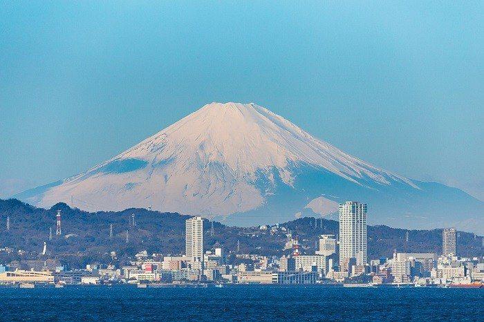 日本。 圖/William L. McGough via Wikimedia