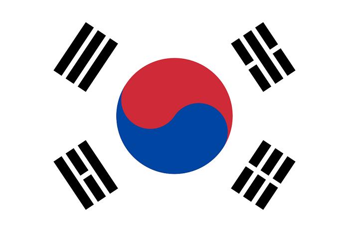 韓國。 圖/Various via Wikimedia
