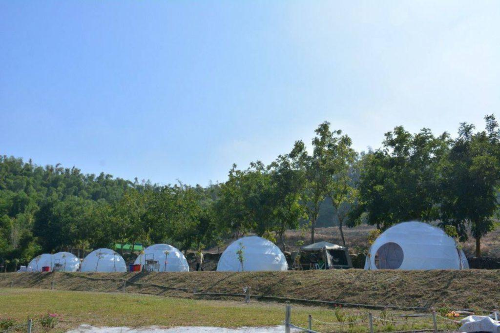 ▲免裝備露營區推薦-鹿兒島親子露營區。(圖/鹿兒島親子露營區官方FB)