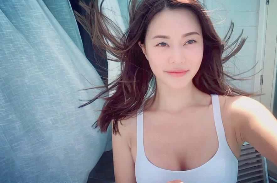 陳雅思曾獲香港小姐第3名。圖/摘自IG