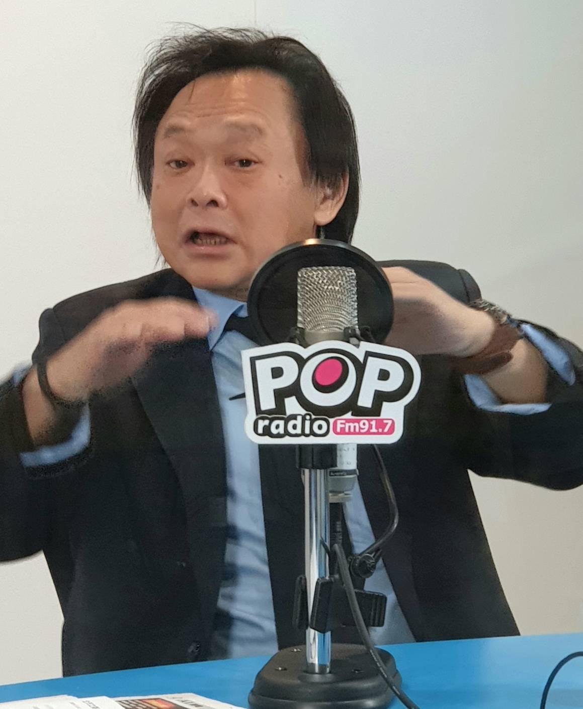 台北市議員王世堅今天(28日)接受廣播節目專訪,他表示陳思宇敗選,正好挫挫台北市...