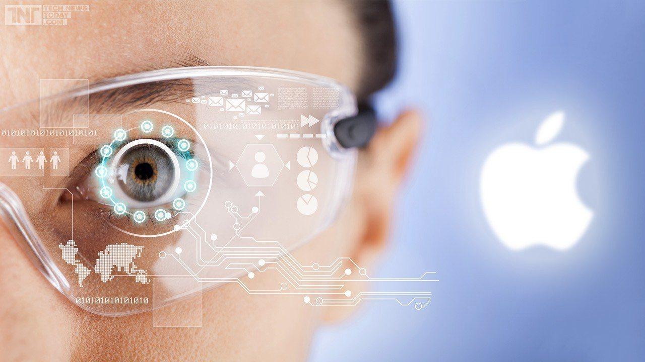 蘋果公司據傳正在探索AR眼鏡相關技術。(圖/取自網路)
