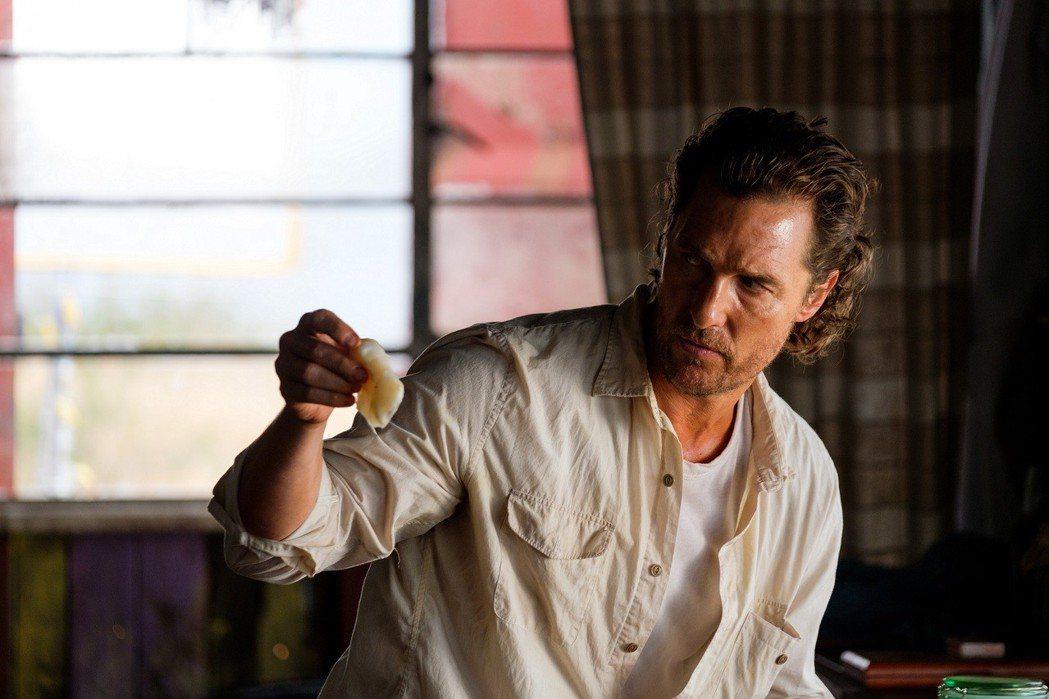 「驚濤佈局」奪全台商業新片週末票房冠軍。圖/華聯國際提供