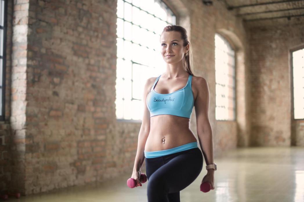 肌力訓練對減肥才有幫助。圖/摘自Pelexs