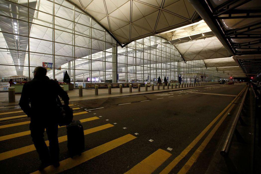 香港國際機場使用岩棉材質的建材。 (路透)