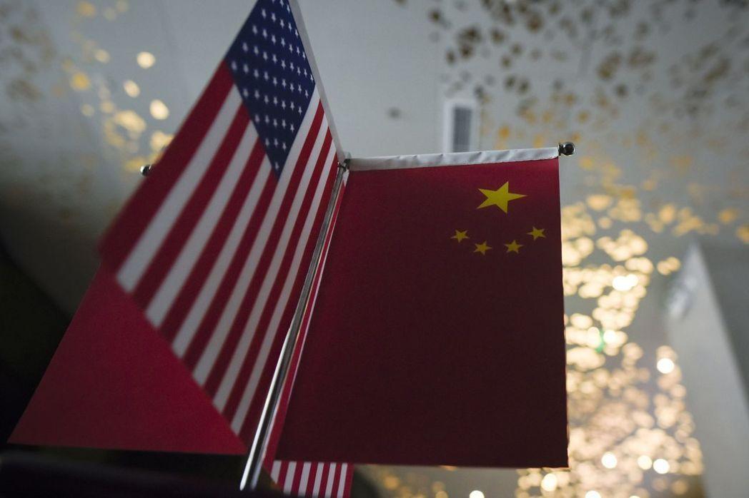 美中本周展開關鍵貿易談判,發展如何目前難判。 (法新社)
