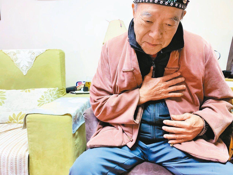 氣溫低、早晚溫差過大,醫師提醒,老年人如果走路就喘,經常胸悶,就應就醫治療。 記...