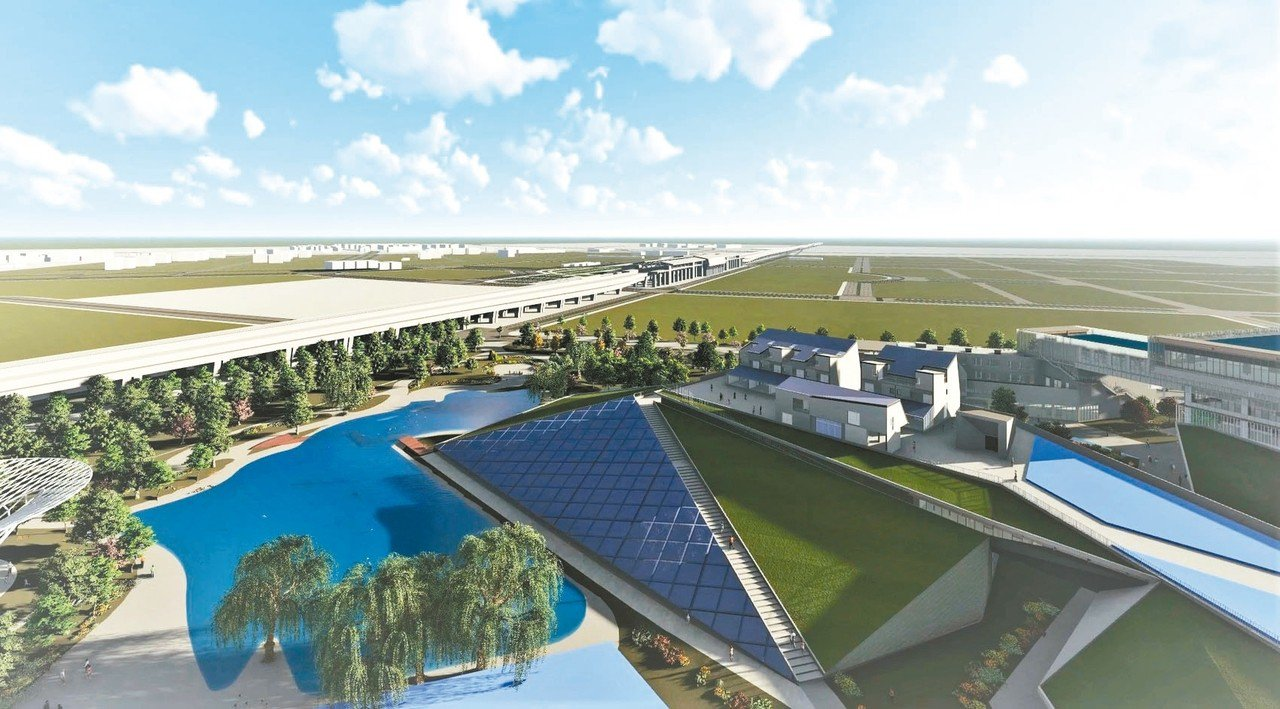 次世代能源儀表系統將安裝於沙崙智慧綠能科學城「節能示範屋」,共有七棟住宅,總樓地...