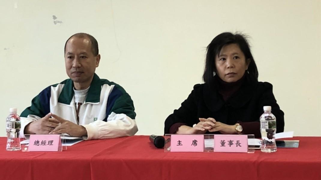 總經理郭大祺(左)。 記者吳凱中/攝影