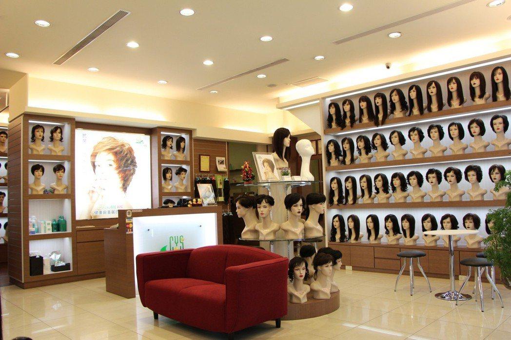 「C.Y.S. 假髮接髮」以專利研發和頂級手藝打造好口碑。 C.Y.S. 假髮接...