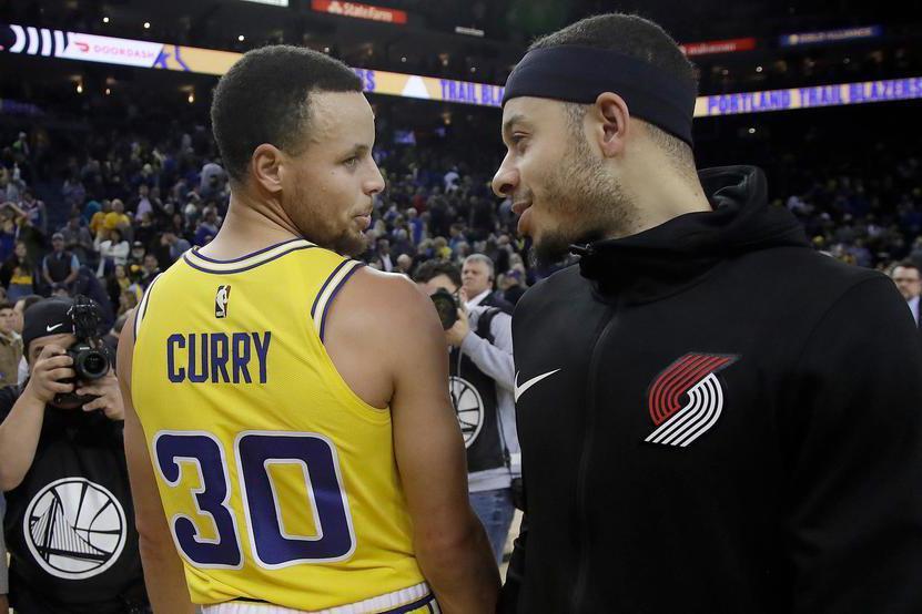 柯瑞(Stephen Curry & Seth Curry)兄弟檔已決定投入三分...