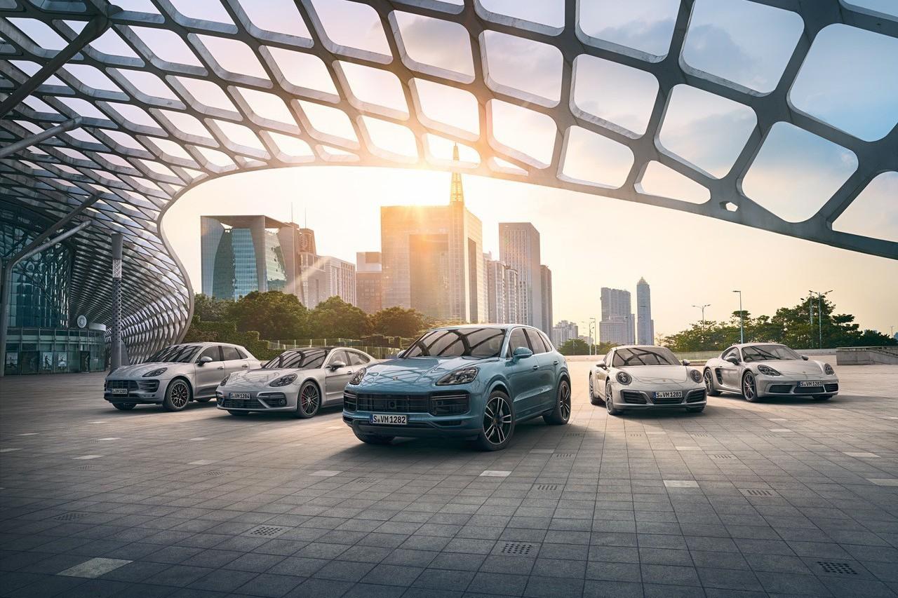 Cayenne就佔了50%以上! Porsche新車去年在台銷售亮眼