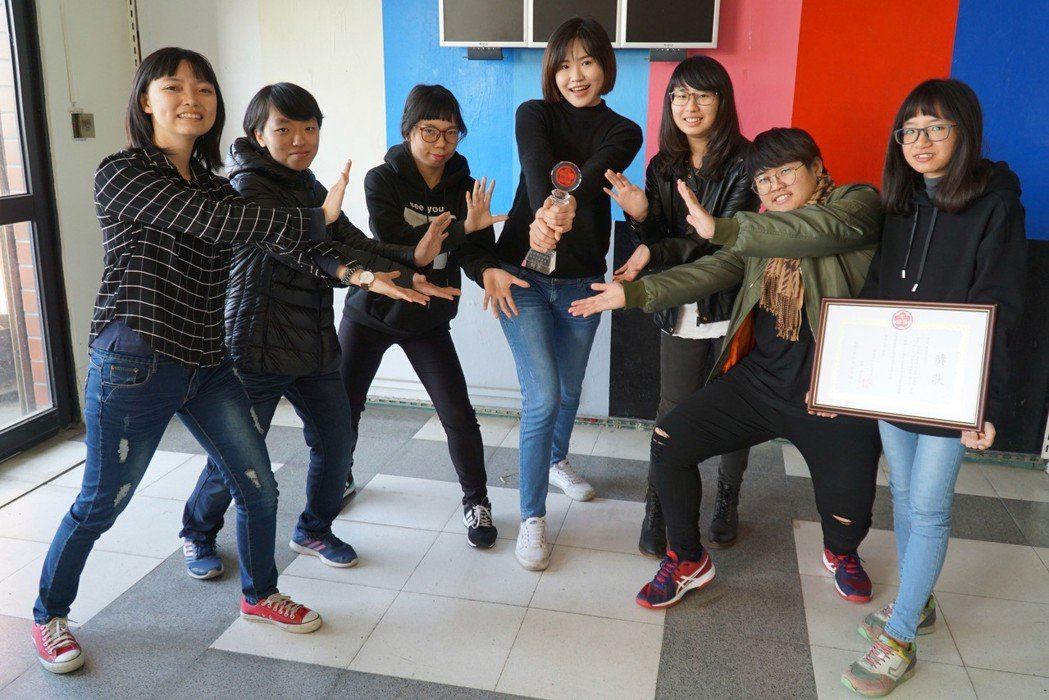 大葉大學學生挑戰國內外競賽,佳績頻傳 大葉大學提供