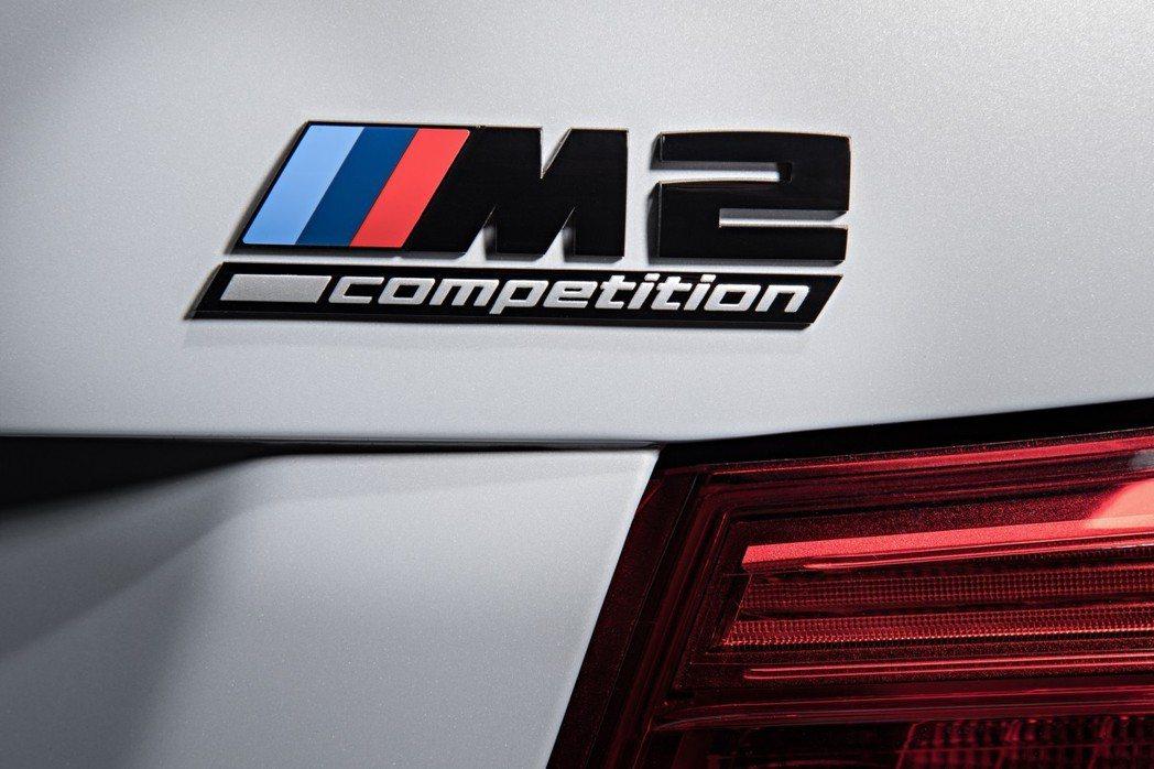 BMW有著baby M之稱的M2,在去年也迎來動力升級版的M2 Competit...