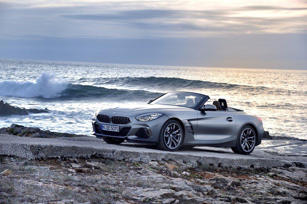 新世代BMW Z4終於在去年問世。 摘自BMW