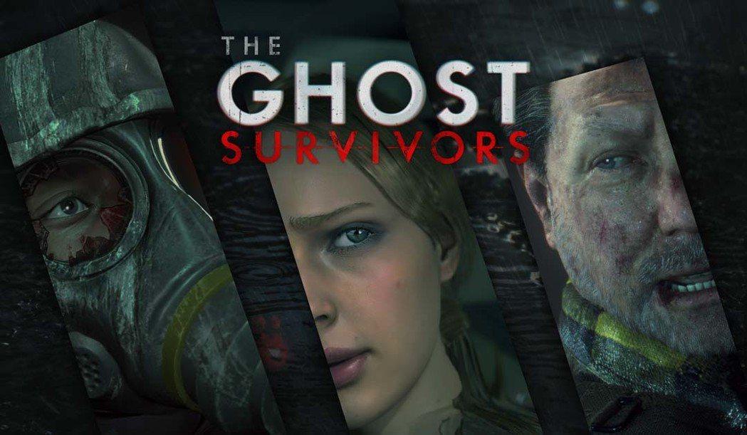 第一彈DLC《幽靈生還者》