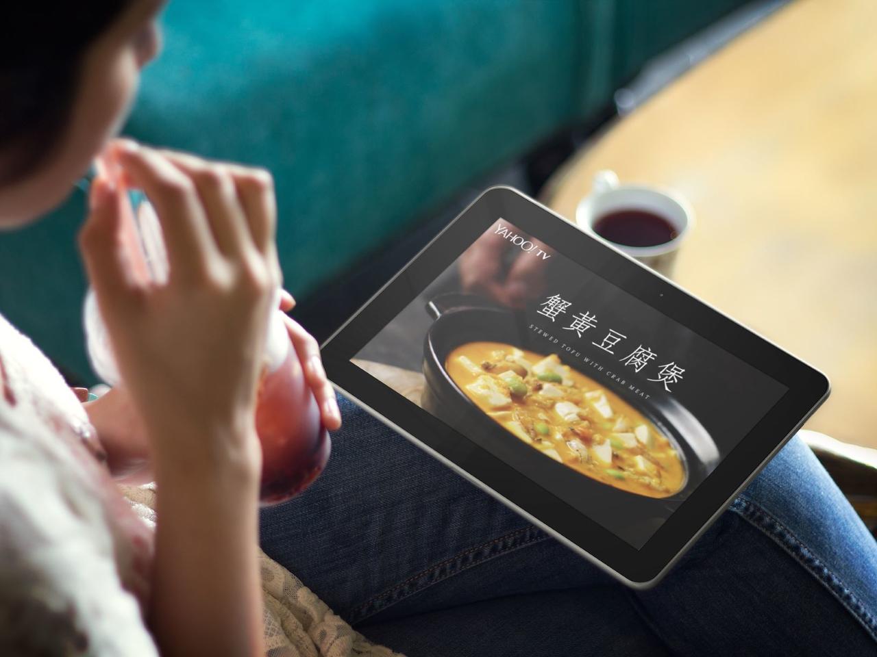 Yahoo TV《小當家》將於春節期間推出一系列「跟著做就能煮好一整桌年夜飯桌菜...