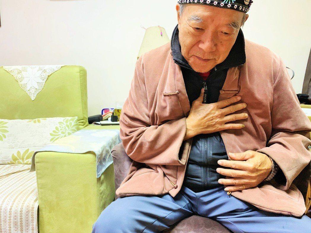 氣溫低、早晚溫差過大,醫師提醒,老年人如果走路就喘,經常胸悶,就應就醫治療。記者...