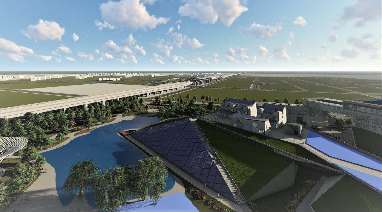 次世代能源儀表系統將安裝於沙崙智慧綠能科學城「節能示範屋」,共有7棟住宅,總樓地...