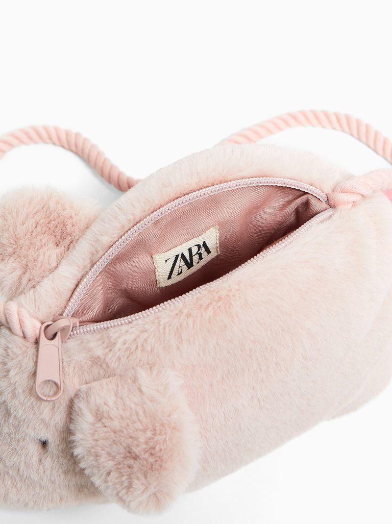 最萌焦点!ZARA小猪包太可爱一上市就狂卖缺货!