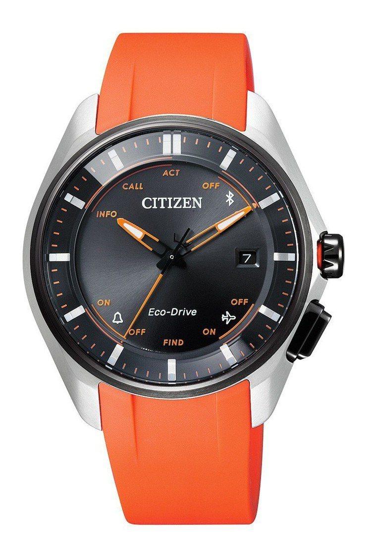 大坂直美今年在澳網配戴的光動能BZ4004-06E腕表,限量1000只,預計在3...