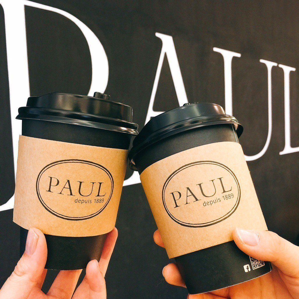 2/11至2/17連續7天,外帶咖啡茶飲買一送一。圖/PAUL提供