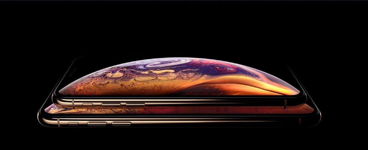 蘋果iPhone手機。蘋果官網截圖