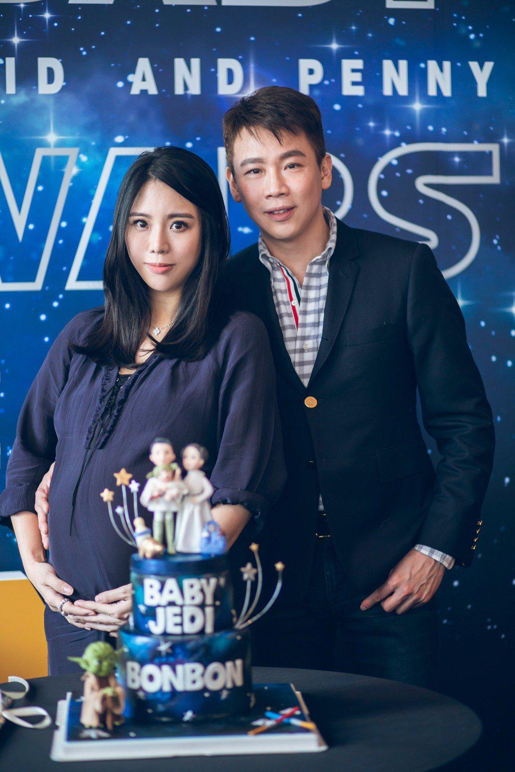 陶喆的老婆日前舉辦baby shower。圖/擷自臉書