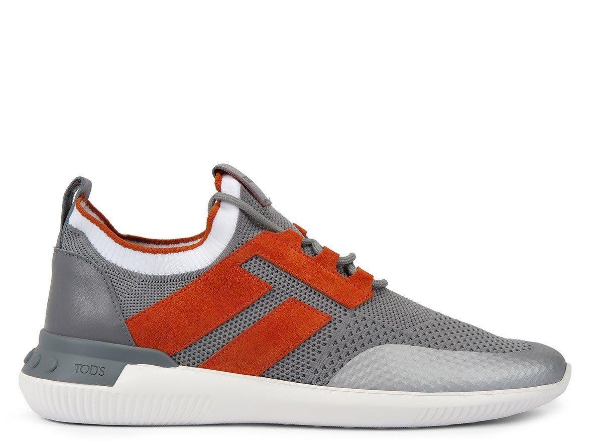 No Code異材質拼接男士休閒運動鞋,售價25,000元。圖/TODS提供
