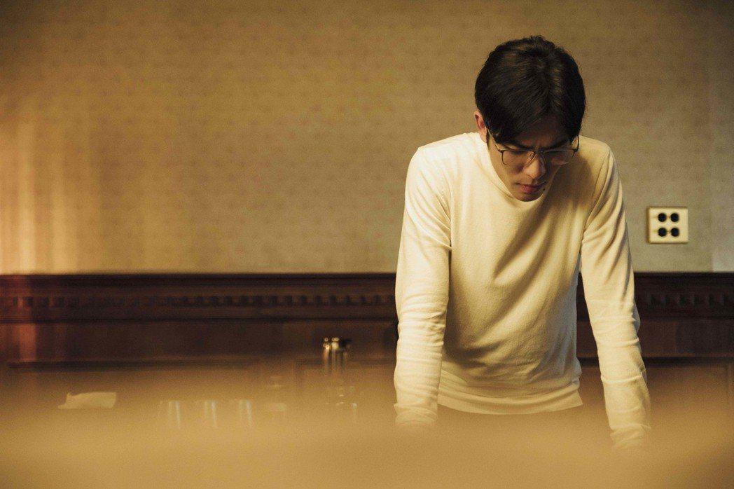 「金曲歌王」蕭敬騰為主演的「魂囚西門」。圖/華納提供