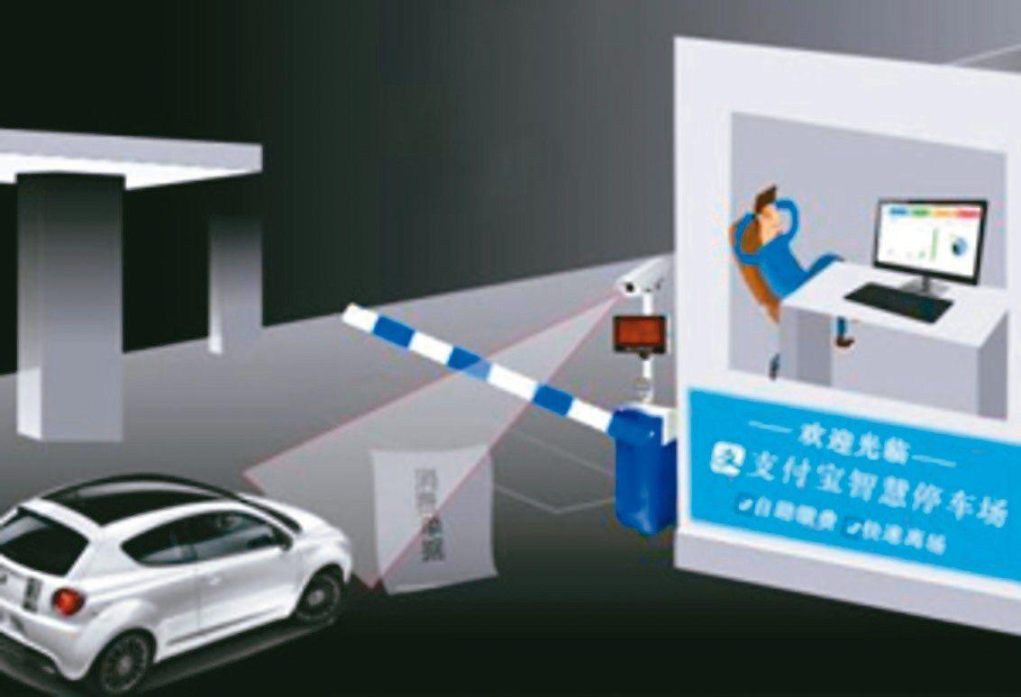 最快2秒過閘,無感支付亮相深圳口岸停車場。 新華網