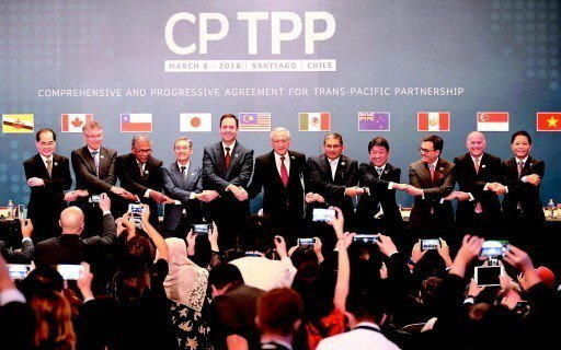 經濟部國貿局長楊珍妮昨天說,若台灣順利加入「跨太平洋夥伴全面進展協定」,對傳統產...